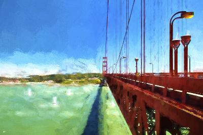 Golden Gate Bay-Philippe Hugonnard-Giclee Print