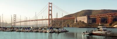 Golden Gate Bridge #33-Alan Blaustein-Photographic Print