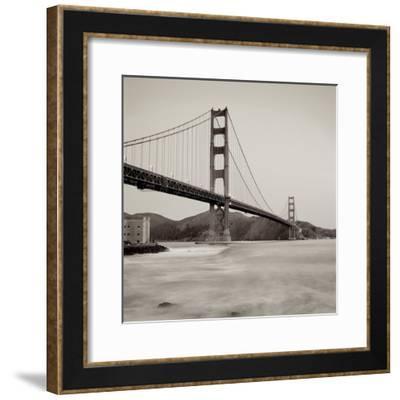 Golden Gate Bridge #34-Alan Blaustein-Framed Photographic Print