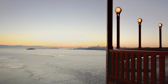 Golden Gate Bridge #39-Alan Blaustein-Photographic Print