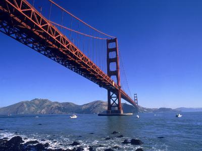 Golden Gate Bridge, San Francisco, CA-Robert Houser-Photographic Print