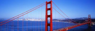Golden Gate Bridge, San Francisco, California, USA--Photographic Print