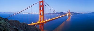 Golden Gate Bridge, San Francisco, California, USA-Gavin Hellier-Photographic Print