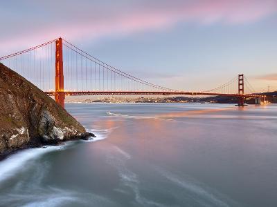 Golden Gate Bridge, San Francisco, California, USA-Patrick Smith-Photographic Print