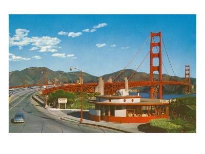 Golden Gate Bridge, San Francisco, California--Art Print
