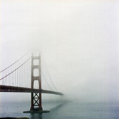 Golden Gate Bridge, San Francisco, California-Tuan Tran-Photographic Print