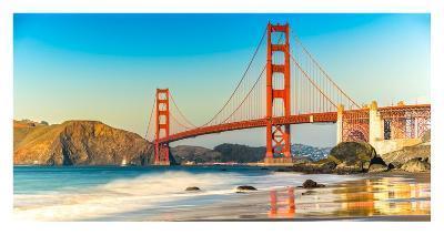 Golden Gate Bridge, San Francisco--Art Print