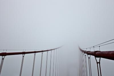 Golden Gate Bridge, San Francsico, California-Tuan Tran-Photographic Print