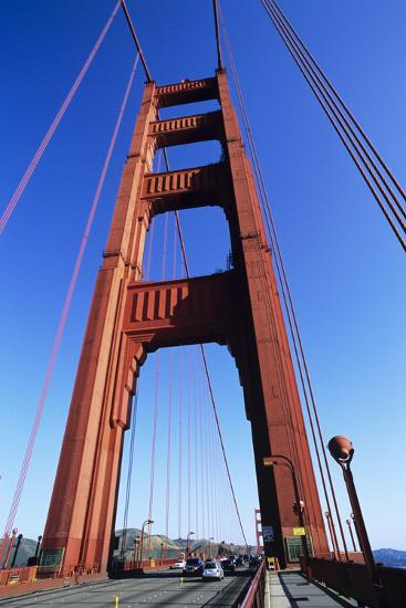 Golden Gate Bridge-Alan Sirulnikoff-Photographic Print