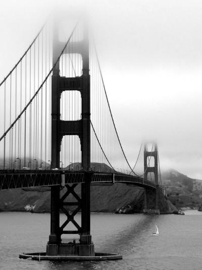 Golden Gate Bridge-Federica Gentile-Photographic Print