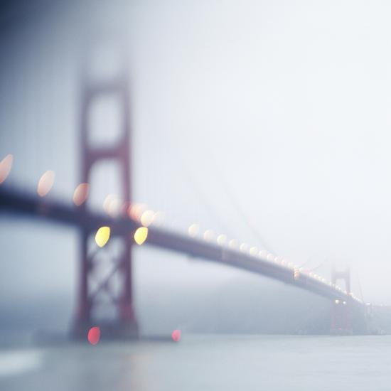 Golden Gate Bridge-Zeb Andrews-Photographic Print