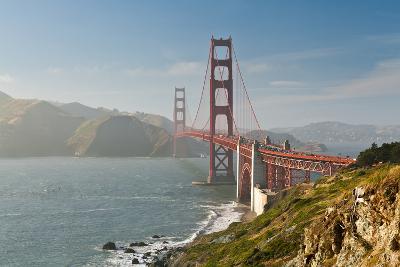 Golden Gate Bridge-Ian Morrison-Photographic Print