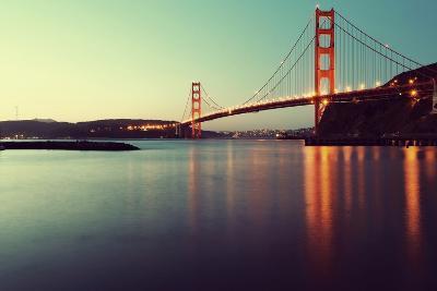 Golden Gate Bridge-Anindo Dey Photography-Photographic Print