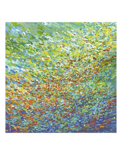 Golden Gate-Margaret Juul-Art Print