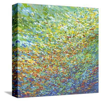 Golden Gate-Margaret Juul-Stretched Canvas Print