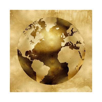 Golden Globe-Russell Brennan-Giclee Print