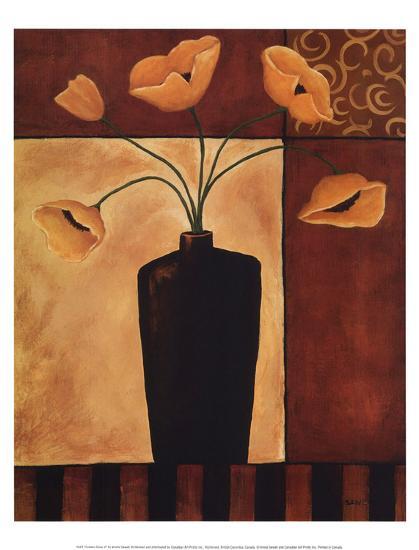 Golden Glow II-Krista Sewell-Art Print