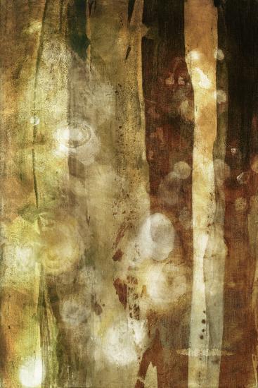 Golden Glow II-Sisa Jasper-Art Print