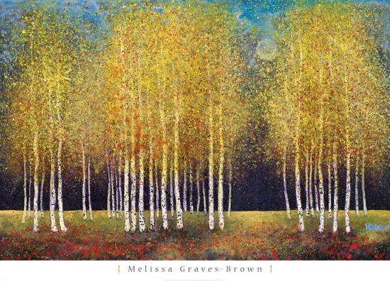 Golden Grove-Melissa Graves-Brown-Art Print