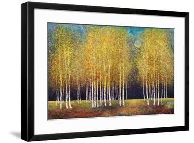 Golden Grove-Melissa Graves-Brown-Framed Art Print