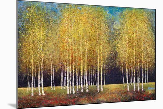 Golden Grove-Melissa Graves-Brown-Mounted Art Print