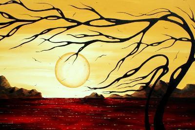 Golden Harmony-Megan Aroon Duncanson-Art Print