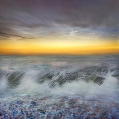 Golden Horizons-Adrian Campfield-Photographic Print