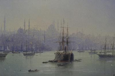 Golden Horn, 1895-Ivan Konstantinovich Aivazovsky-Giclee Print