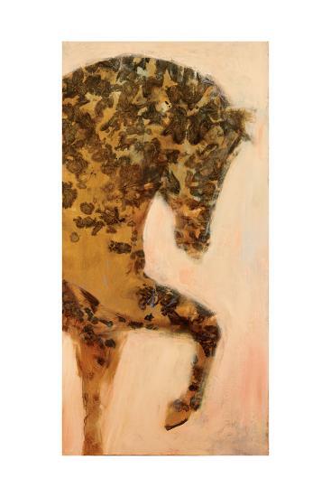 Golden Horse-JC Pino-Art Print