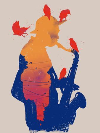 Golden Hour Jazz