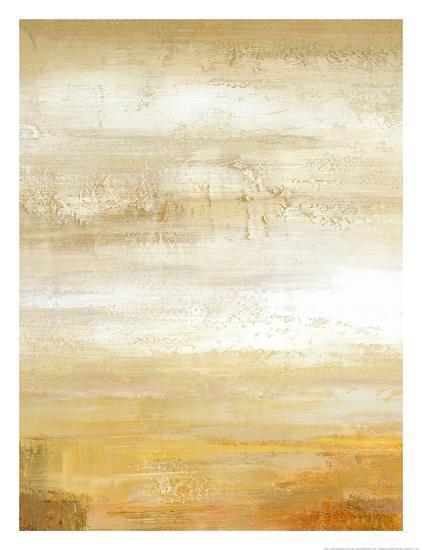 Golden Impression I-Paul Bell-Giclee Print