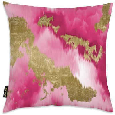 Golden Isles Throw Pillow
