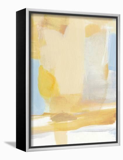 Golden Kiss-Christina Long-Framed Stretched Canvas Print