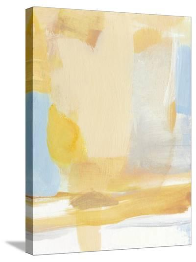 Golden Kiss-Christina Long-Stretched Canvas Print