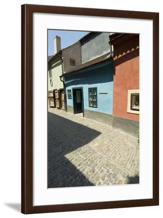 Golden Lane, Prague-Natalie Tepper-Framed Photo