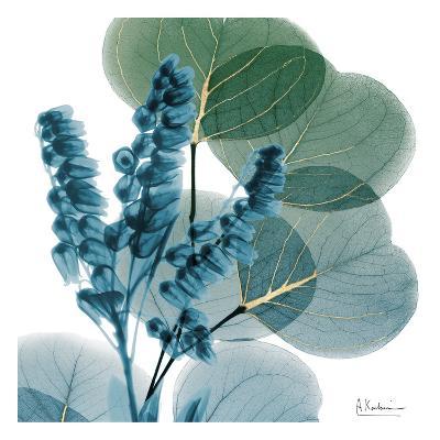 Golden Lilly Of Eucalyptus-Albert Koetsier-Art Print