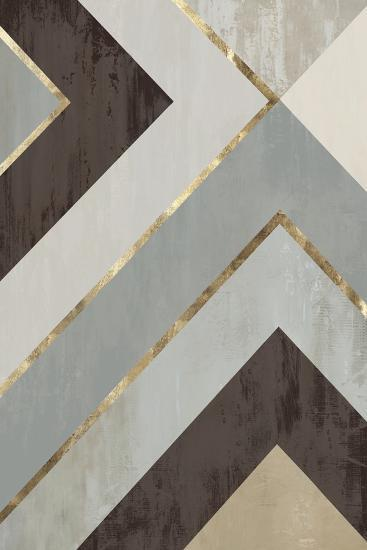 Golden Lines II-PI Studio-Premium Giclee Print