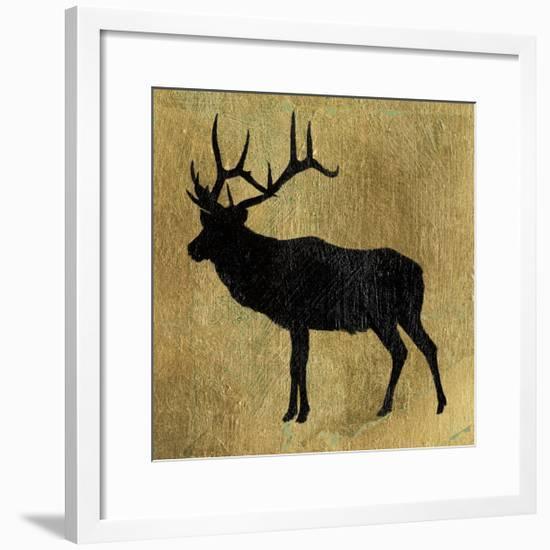 Golden Lodge IV-James Wiens-Framed Art Print