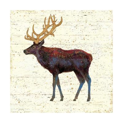 Golden Nature II-James Wiens-Premium Giclee Print