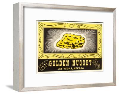 Golden Nugget Logo, Las Vegas, Nevada