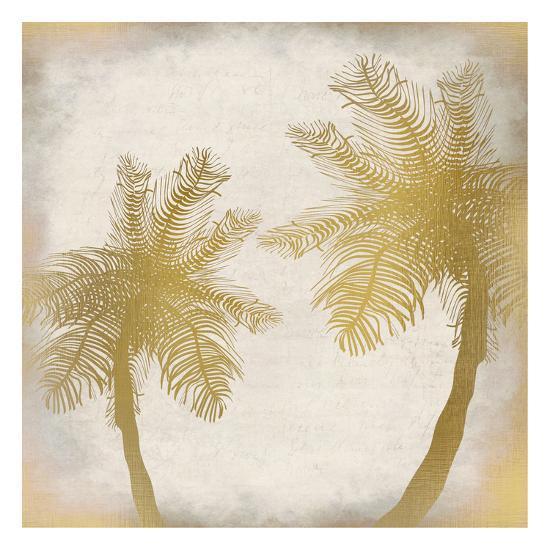 Golden Palm 2-Kimberly Allen-Art Print