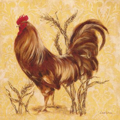Golden Plumage-Laurel Lehman-Art Print