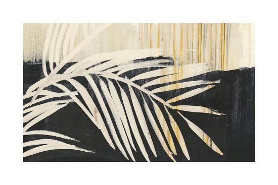 Golden Raffia I--Art Print