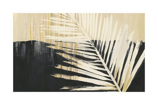 Golden Raffia II--Art Print