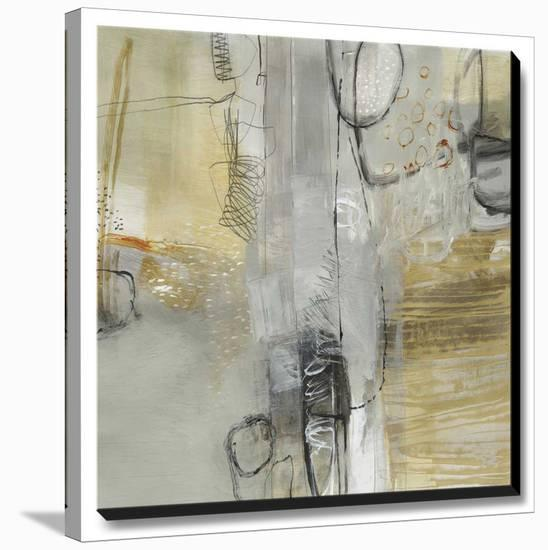 Golden Rains-Natasha Barnes-Stretched Canvas Print