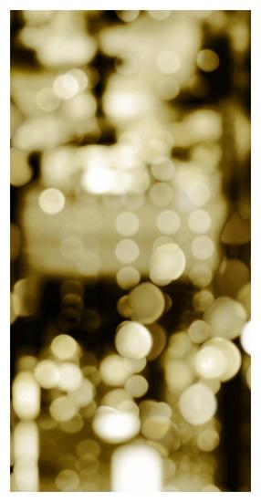 Golden Reflections Triptych II-Kate Carrigan-Giclee Print