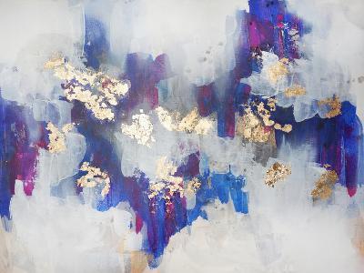 Golden Road-Christine Olmstead-Art Print