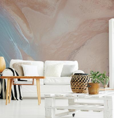 Golden Shore--Wall Mural