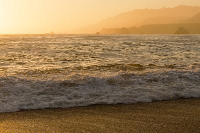 Golden Shores-Lance Kuehne-Photographic Print