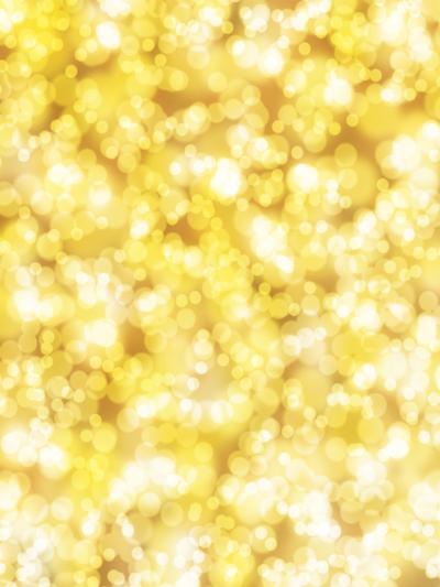 Golden Sparkly Shiny-Wonderful Dream-Art Print